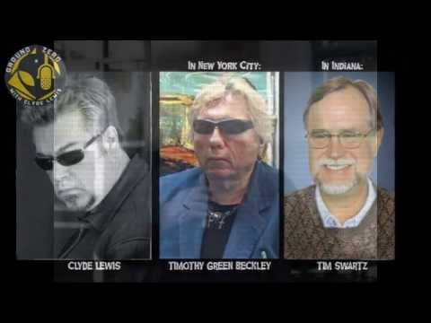 Nazi UFOs: : Hitler's Flying Saucers - Clyde Lewis interviews Tim Beckley/Tim Swartz on Ground Zero
