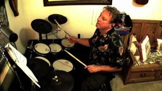 Good Vibrations - The Beach Boys (Drum Cover)
