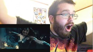Batman v Superman Dawn of Justice - Comic-Con Trailer Reaction!!!