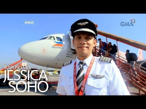 Kapuso Mo, Jessica Soho: Ang Abot-langit Na Pangarap Ni Captain Genesis
