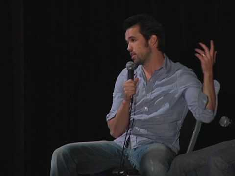 Q&A with Rob McElhenney on It's Always Sunny in Philadelphia, UCLA