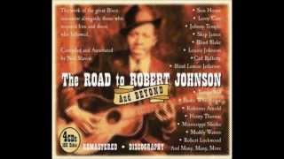 "Robert Johnson  ""Cross Road Blues"""