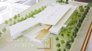 The Siebel Center for Design