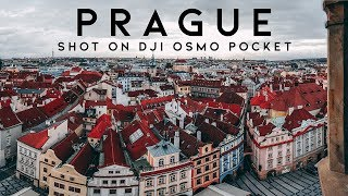 DJI Osmo Pocket - Prague Travel Film
