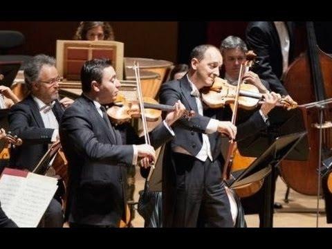 Vengerov, Spadano Bach BWV 1043 Concerto for 2 violins in d minor