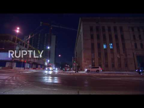 Russia: Economic Devel. Minister Ulyukayev detained over alleged $2m bribe in major oil deal