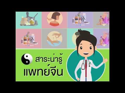 สาระน่ารู้แพทย์จีน - 14 วิธีสังเกตพลังชี่และเลือด