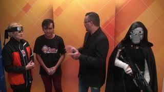Exposição Geek e Asiática na FAFIDAM em Limoeiro