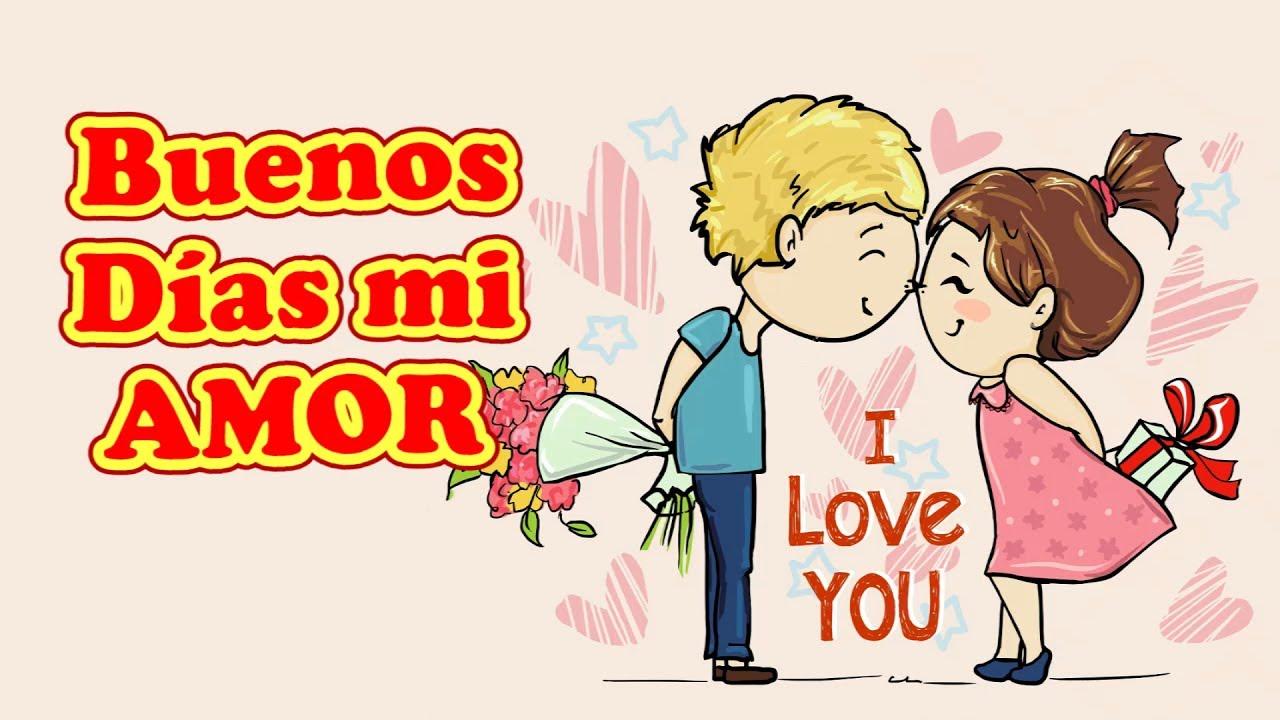 Buenos Dias Mi Amor Te Extrano Mucho Te Amo Con Todo Mi Corazon