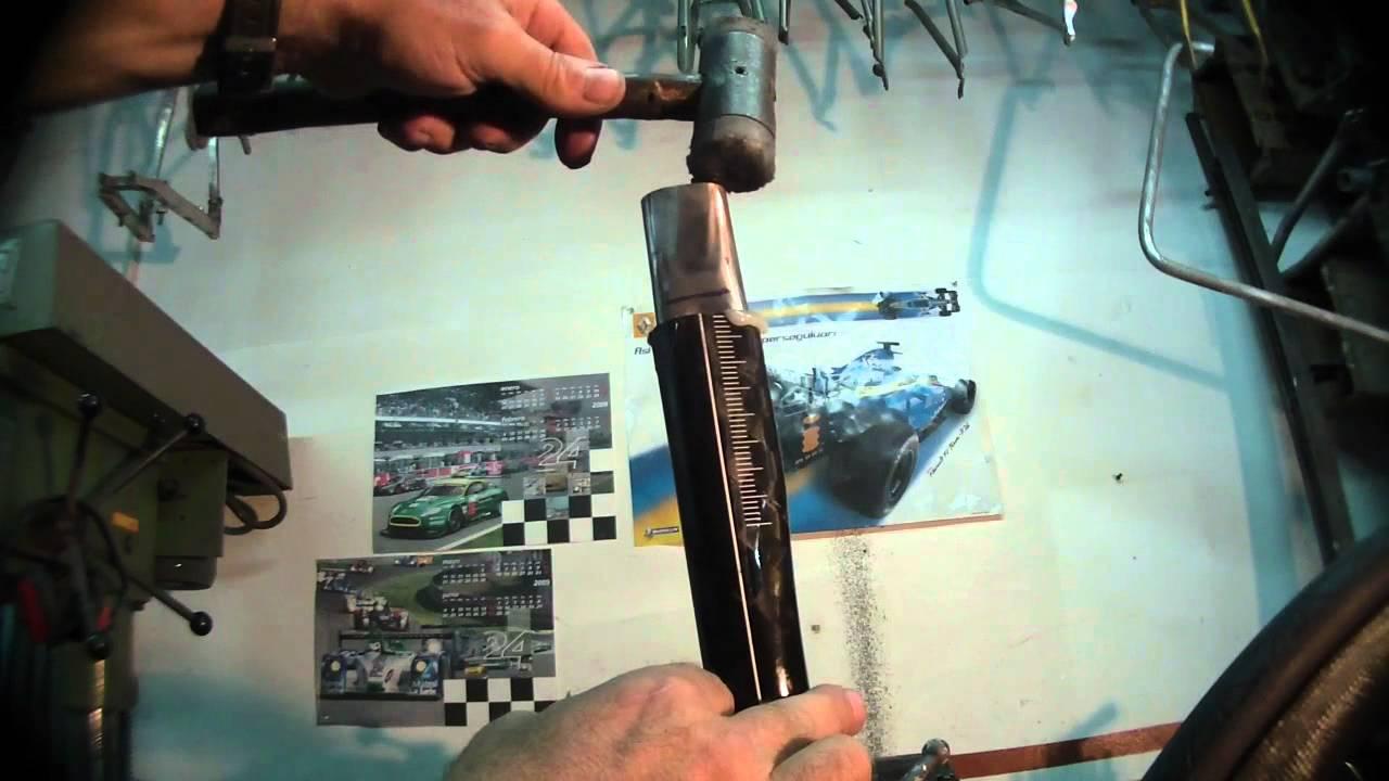 cuadro carbono, extensión tija sillin integrada - YouTube