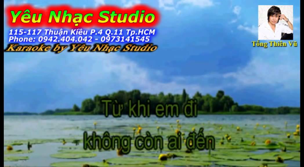 Karaoke (Beat) 2 - 1 = 0 - Huyền Thoại (Karaoke by Yêu Nhạc Studio)
