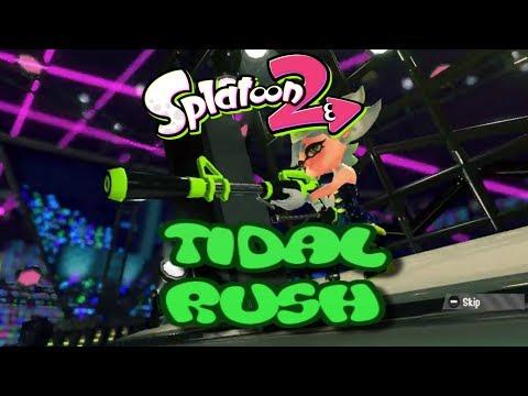 Splatoon 2 Tidal Rush Lyrics / Marie Feat. DJ Octavio & Evil Callie