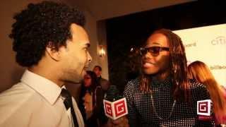 Leon Thomas On Working With Wiz Khalifa & New Album
