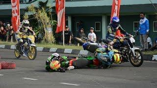 Full Race MP1 150cc Seeded | Road Race Trijaya Brigif Seri 1 2018