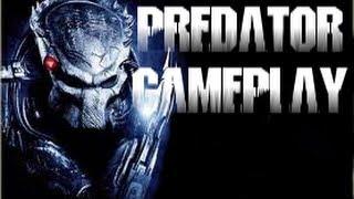 Aliens vs Predator | PS3 | Predator Gameplay