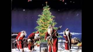 happy metal! holidays - feliz navidad metalera! by silverslash48