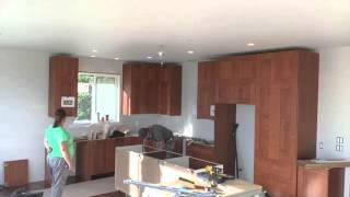 IKAN Time Lapse Video Of IKEA Kitchen Installation