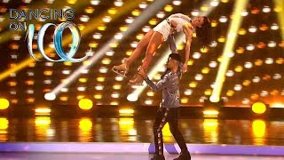 Wes' Skate Is Never Too Much!   Dancing on Ice 2019