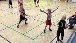 Mikropoikien (2010-2011) koripalloa 2.11.2019, HoNsU White - Muuramen Urheilijat Musta