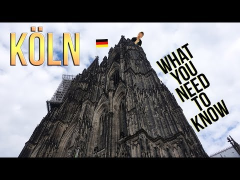 Köln (Cologne) In Germany: Everything You Need To Know ⛪ Get Germanized