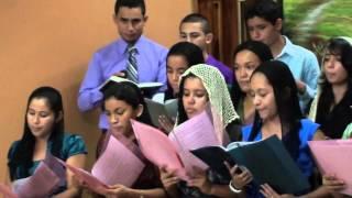Video SALA EVANGÉLICA B El Porvenir.Coro La Sarrosa. download MP3, 3GP, MP4, WEBM, AVI, FLV Desember 2018