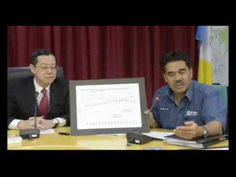 WCS reduces domestic consumption & promotes water conservation, says Ir Jaseni