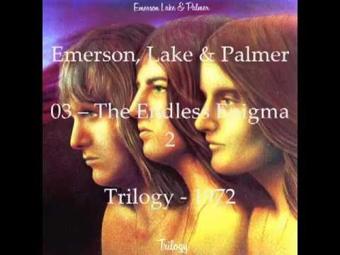 Emerson, Lake & Palmer - The Endless Enigma 2 - Trilogy.