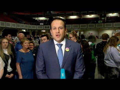 Irish PM hails abortion vote 'revolution'
