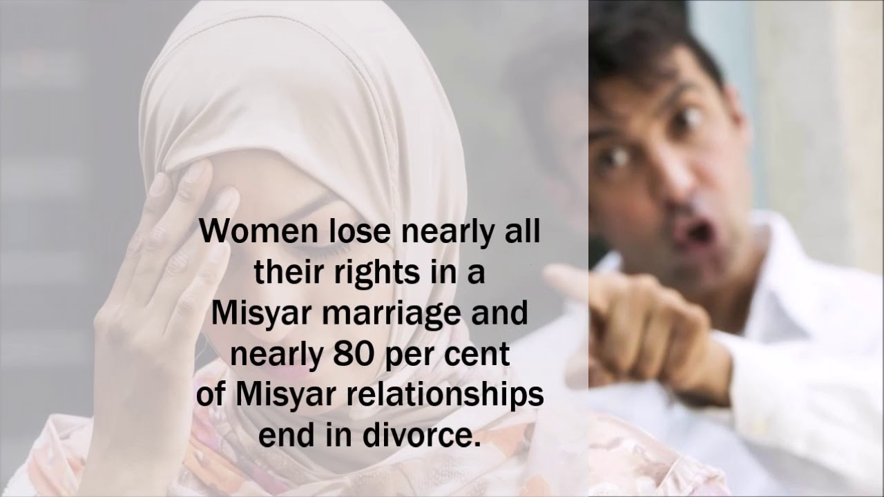Misyar Marriage (Assignment)
