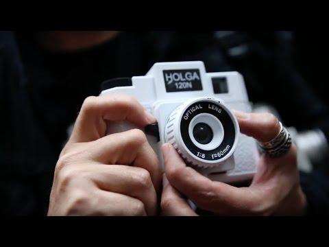 Holga Street Photography