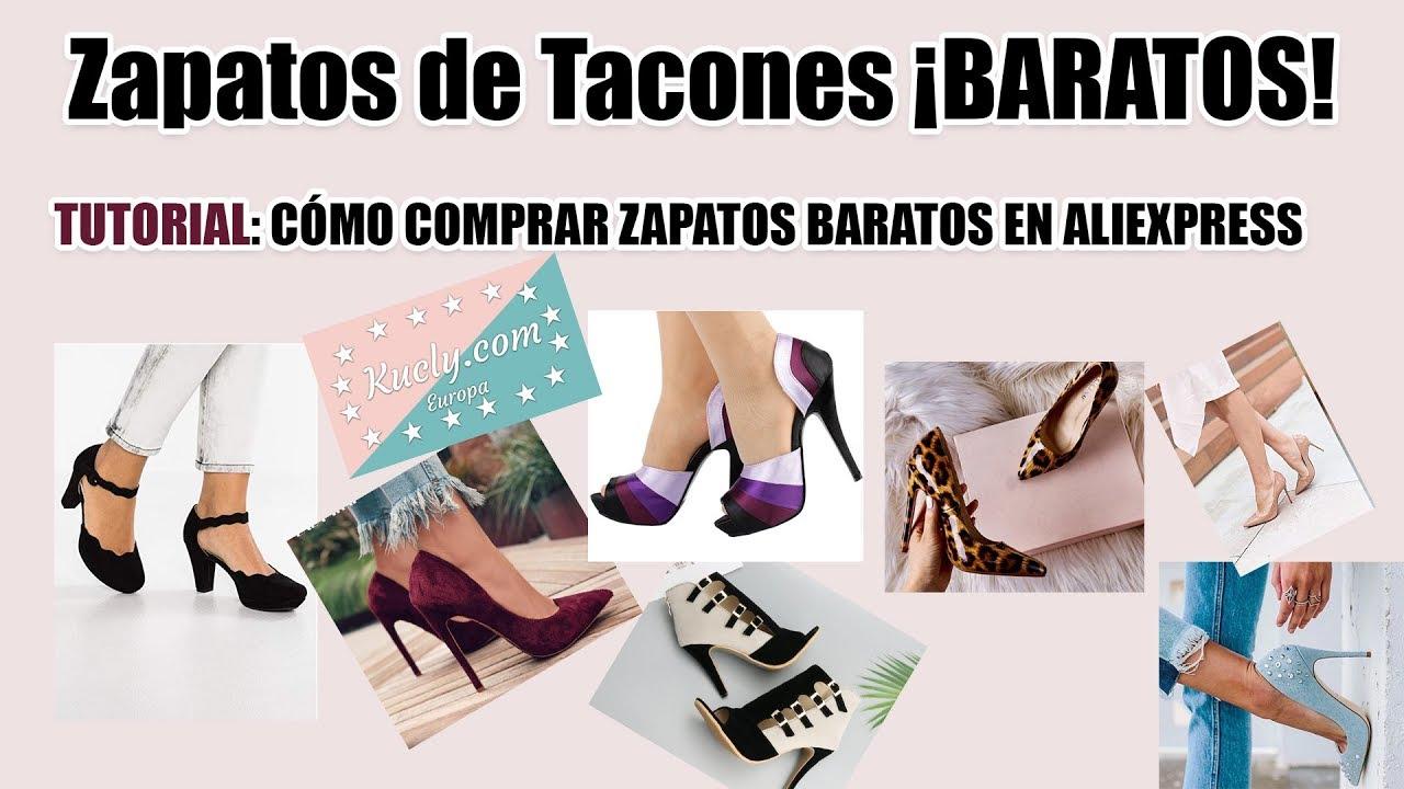 eb7a34bbe4ee Zapatos de Tacones 】» ¡Comodidad, Marcas y Mejores Precios!
