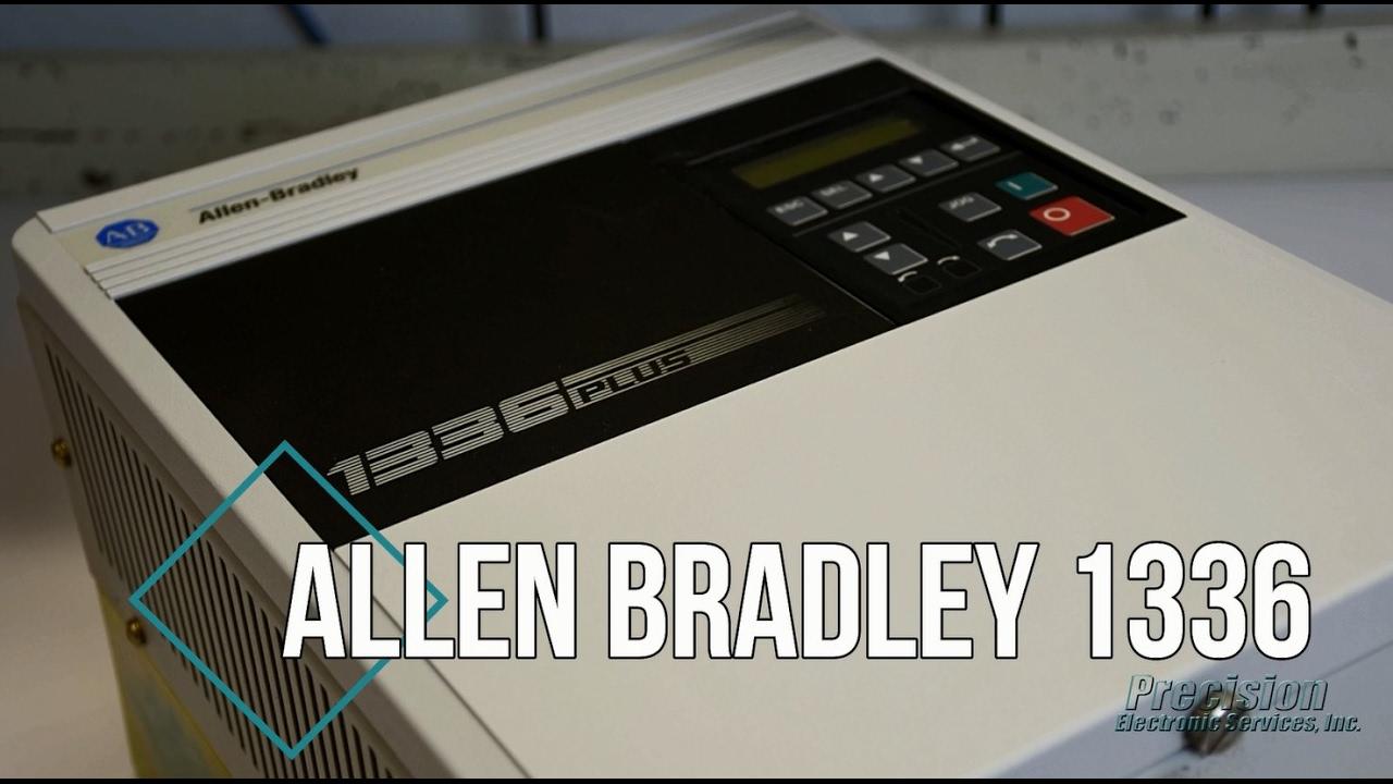 Allen dley 1336 Repair on