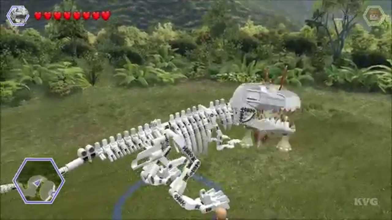 Build Dinosaur Skeleton Game