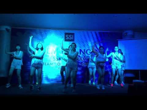 SSI Miền Nam – Vũng Tàu T8.2015: vũ điệu Zumba