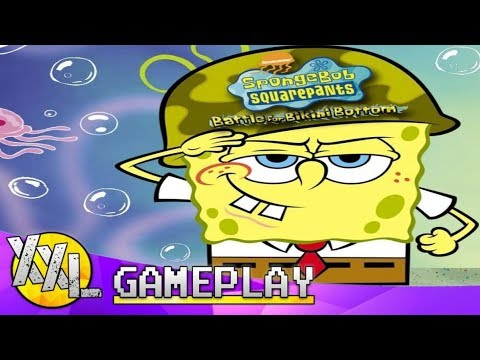 Spongebob Squarepants: Battle for Bikini Bottom - XXLGAMEPLAY