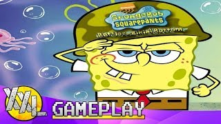 Spongebob Squarepants: Battle for Bikini Bottom - XXLGAMEPLAY