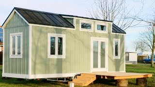 Absolutely Beautiful The Tiny House, Mobile Home, New | Living Design For A Tiny House