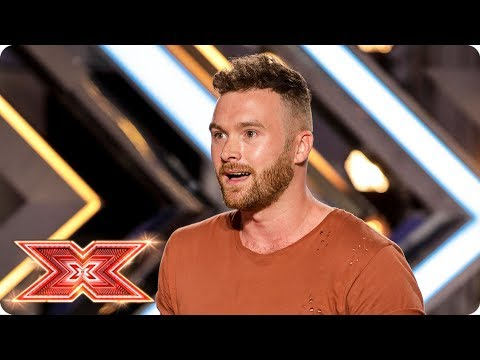 Johnny Wright fights for his place at Boot Camp | Auditions Week 4 | The X Factor 2017