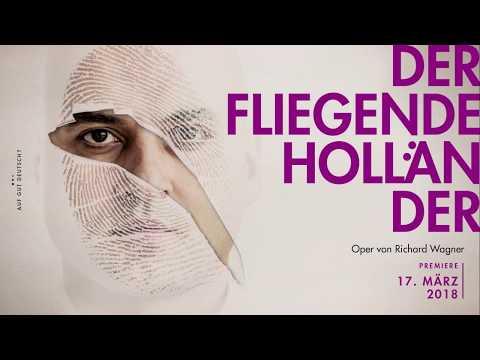 Richard Wagner: Der fliegende Holländer (Trailer) | Theater Erfurt