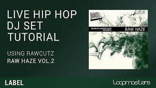 Create Live Hip Hop DJ Sets - Using Loops Samples Vocals APC40