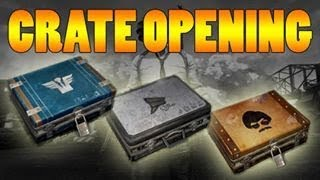 Xbox One X PUBG PTS  100  Crate Opening