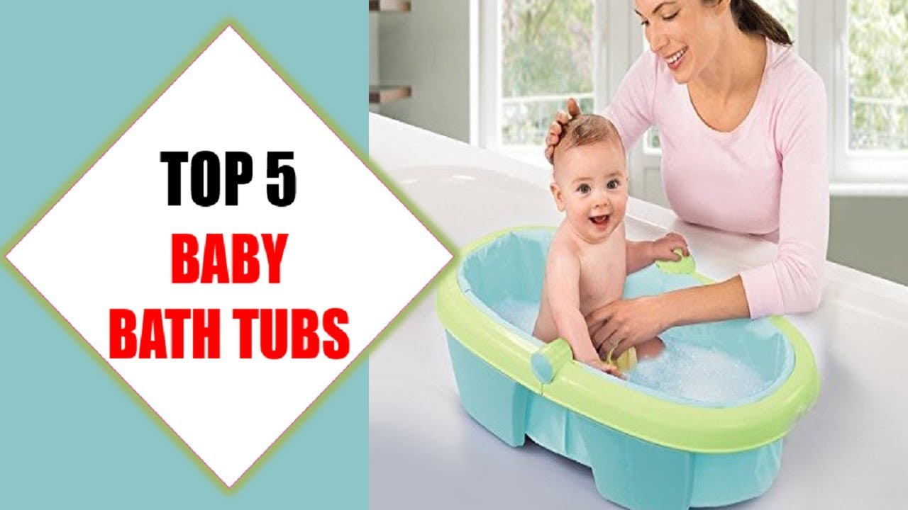 Top 5 Best Baby Bath Tubs 2018 | Best Baby Bath Tub Review By Jumpy ...