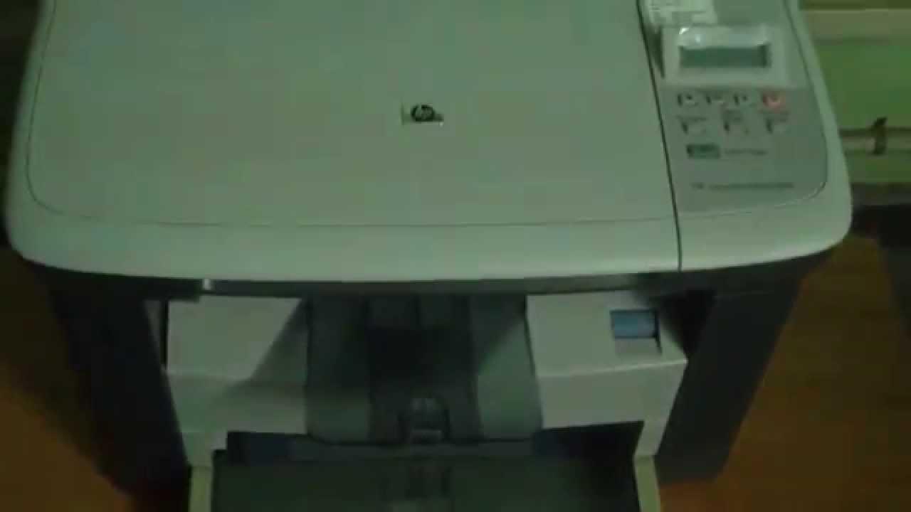 Для hp laserjet m1005 windows драйвера 7 на
