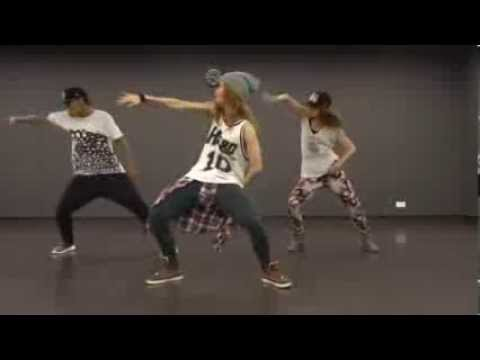 "@AgnezMo Ft. Timbaland & T I - ""Coke Bottle"" Choreographed By @Gin_Lam And Friends"