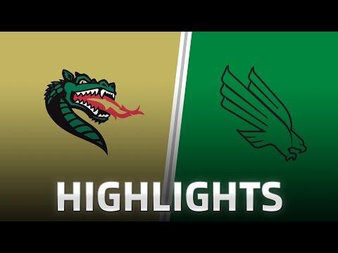 Highlights: UAB at North Texas