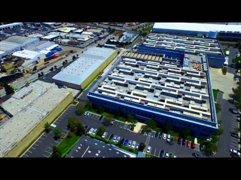 2045/2055 Lafayette St Santa Clara by Douglas Thron commercial real estate drone aerial  videos