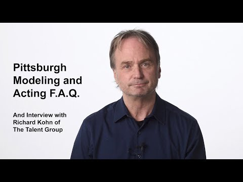 Pittsburgh Modeling and Acting FAQ