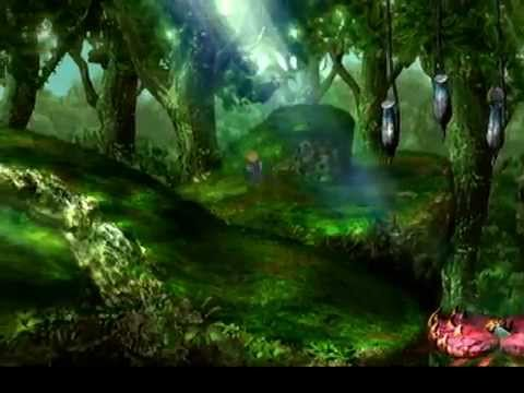 Ancient Forest - Final Fantasy VII Guides - Caves of Narshe