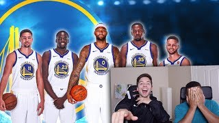 CAN ANYONE BEAT THE 2K19 WARRIORS???