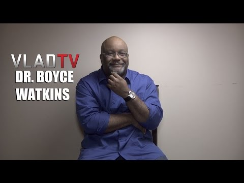 Dr. Boyce Watkins to BET: I'm Still Not Happy With What I Se